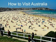 Tips on how to visit Australia on a 2 week vacation: http://www.ytravelblog.com/how-to-visit-australia-on-a-two-week-vacation/