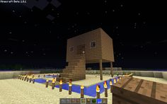 Minecraft and rel gios on pinterest for Mirote y blancana casa moderna