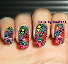 Big SdP-V - Nails by Malinka