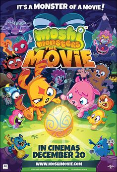 Moshi Monsters The Movie - It's A Monster of A Movie!
