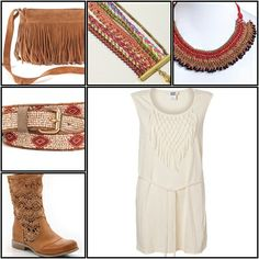La Redoute - Festival Look Online Fashion, Shops, Festival Looks, Her Style, Fascinator, Inspiration, Dresses, Projects, Textiles