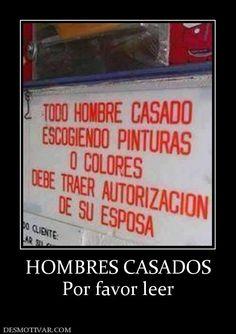 HOMBRES CASADOS Por favor leer
