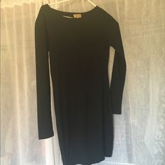 Piko dress! No trades. Only worn once. Super cute LBD. Piko Dresses Mini