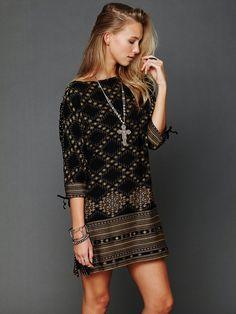 Free People FP New Romantics Stole My Heart Dress, $168.00