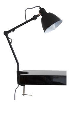 Flex - Lampe de bureau en métal - Habitat