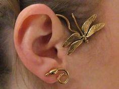 tour d'oreille dragonfly ear piece