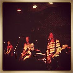 Redd Kross at Triple Rock Social Club, 5/18/2012 (photo 2012 Jeffrey A. Anderson).