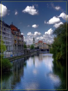 Panoramio - Photo of Oradea, Romania - View from the little bridge (for Diana) Places In Europe, Places To Travel, Places To See, Dream Vacation Spots, Dream Vacations, God Is Amazing, Cultural, Travel Memories, Eastern Europe
