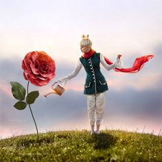 """""""The Little Prince"""" by IrinaDzul"""