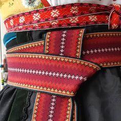 Norwegian Clothing, Tablet Weaving, Folklore, Scandinavian, Theatre, Textiles, Costumes, Board, Accessories