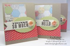 Stamping to Share: 3/15 Oh, Hello for My Sunshine Clubs