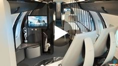 Yasava's New Private Jet Interior Is as Comfortable and Stylish as It Gets | The Best Luxury Cars, Jets, Yachts, Travel, Watches | Robb Report
