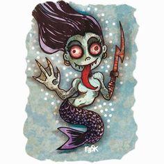 Creepy Mermaid… Prints soon! #theclockstrikesspooky #comics #edbot5000 #eb5k #drawing #sketch #sketchaday #sketchbook #drawing #drawmore #horror #horrorcomics #comicbook #drawingoftheday #doodle #illustration #illustrations #illustrationoftheday #artlife #edbot5000 #eb5k #art #ghost #monster #creepy #spooky #wip #mermaid #creepymermaid #scarymermaid #monstergirl #color #fairytale