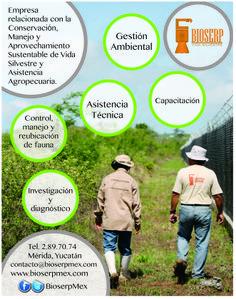 Servicios Ambientales en Yucatán, México Servicios Bioserp