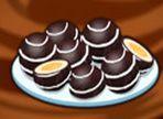 Vai a fare la spesa e acquista gli ingredienti necessari per preparare delle caramelle di cioccolato. Segui la ricetta con molta attenzione e fai attenzione ai particolari!