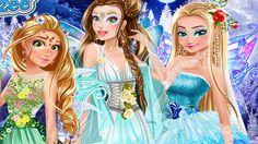 Em Princesas Fadas Fashion, as lindas princesas entram no mundo mágico das fadas. Agora elas terão que encontrar o caminho para de todos os segredos mágicos e se transformarem em verdadeira fada. Junte-se a elas e viva essa linda aventura. Divirta-se!