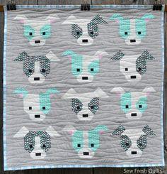 Sew Fresh Quilts: Dog Gone Cute Quilt Along Blog Hop