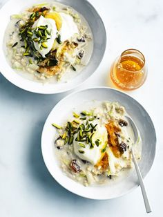 BæR Truth                              // delicious-designs:   apple and almond bircher...