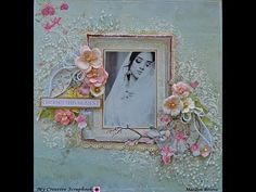 My Creative Scrapbook: A step by step Easy Mixed Media with Marilyn!