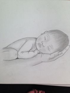 Baby draw! My one draw #draw#drawing#baby