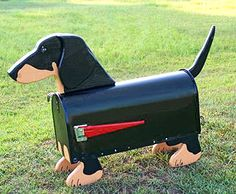 Cute! Found your new mailbox!