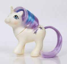 My Little Pony. I LOVED this little pony!!