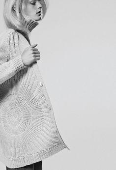 opaqueglitter: TSE Fall 2013, Hanne-Gaby Odiele by Martin...