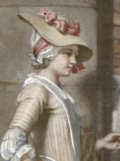 18th century maid cap - Google Search