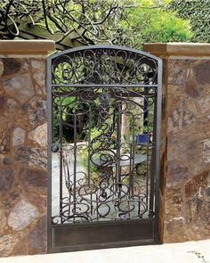 Garden Gate Designs Ideas
