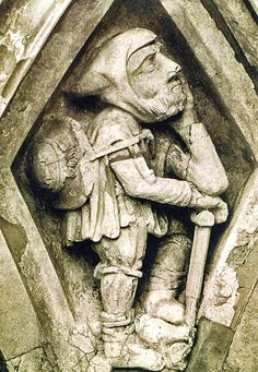 Pilgrimages were a popular way to pay penance to god by traveling long distances to visit relics or shrines in churches across europe. Romanesque Sculpture, Romanesque Art, Medieval Life, Medieval Art, Statues, Renaissance Paintings, Effigy, Dark Ages, Gothic Art