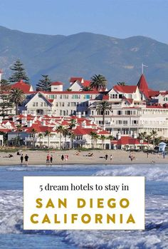 A neighborhood guide to the best places to stay in San Diego vacation! | Traveling Tips | Travel Hacks | Travel Destinations | #traveling #travelers #scenery #travelhacks #travelingtips |  www.refreshadulting.com