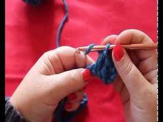 How to Crochet a Beautiful Pineapple Lace Shawl Top Down with Charts Bride Crochet, Form Crochet, Diy Crochet, Crochet Patterns, Crochet Tutorials, Frou Frou, How To Start Knitting, Crochet Videos, Knitting Accessories