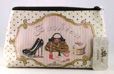 Schminktasche cosmetic bag  #fashion #cosmetics