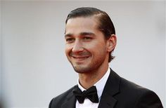 "Shia LaBeouf to make Broadway debut in ""Orphans""  REUTERS/Tony Gentile"