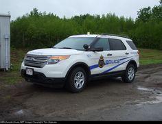 Canadian National Police 121 Ford Explorer, June 6-2015