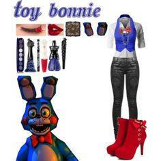 F.N.A.F Inspired Toy Bonnie