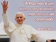 Bento XVI Frases