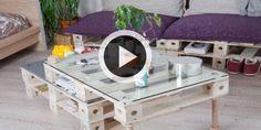 Vous ne vous voulez pas appeler Valérie Damidot pour redécorer votre intérieur ou même votre jardin à moindres frais ? Alors inspirez vous de ces meubles faits à partir de palettes, vous pouvez en trouver sur plusieurs sites à des prix défiants toutes concurrence ! #hdn #histoiresdunet #meuble