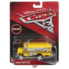 Disney Cars 3 Diecast Oversized Deluxe Miss Fritter