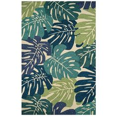Couristan Monstera Indoor/outdoor Rug ($159) ❤ liked on Polyvore featuring home, rugs, outdoor rugs, couristan, couristan area rugs, outdoor area rugs and outdoors rugs