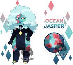 Ocean Jasper Cheeb by FlareViper on DeviantArt