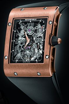 richard mille watches | Richard Mille RM 017 Tourbillon Extra Flat Watch - Perfect in Every ...