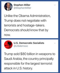 Oh, Stephen Miller is a Nazi negotiating our Gov Shutdown