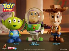 67bead030485d Hot Toys will be releasing three new figures for their Toy Story 3 Cosbaby  (M) Series  Buzz Lightyear