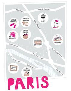 a trip to paris by Design Love Fest.