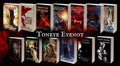 Toneye Eyenot – Horror Anthologies. Dark, bloody, insane, disturbing. – The Bold Mom