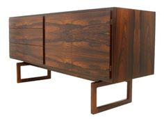 1960s Mogens Kold Danish Rosewood Sideboard