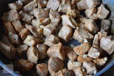 Tochitura dobrogeana - CAIETUL CU RETETE Stuffed Mushrooms, Vegetables, Cooking, Food, Stuff Mushrooms, Kitchen, Essen, Vegetable Recipes, Meals