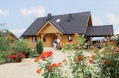 В уютном деревянном коттедже камин считается обязательным элементом