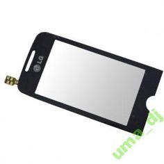 Touch screen (Sensor) LG GS290 black original